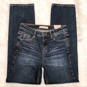 ZARA Denim Jeans Z1975 Straight Leg size 00